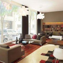 Отель Le Meridien Barcelona гостиничный бар