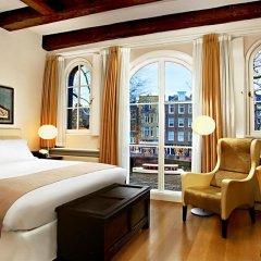 Hotel Pulitzer Amsterdam 5* Номер Делюкс с различными типами кроватей фото 5