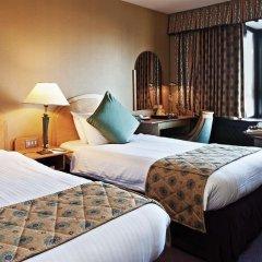 Copthorne Hotel Manchester 4* Стандартный номер с различными типами кроватей фото 2