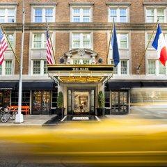 Отель The Mark Нью-Йорк вход в здание