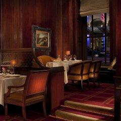 Отель Waldorf Astoria New York Нью-Йорк ресторан
