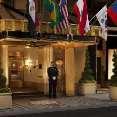 Отель Waldorf Astoria New York Нью-Йорк фасад