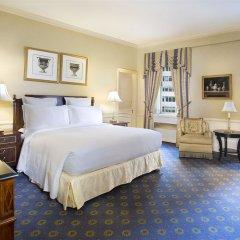Отель Waldorf Astoria New York Нью-Йорк комната для гостей фото 7