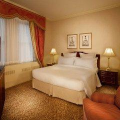 Отель Waldorf Astoria New York Нью-Йорк комната для гостей фото 10