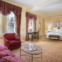 Отель Waldorf Astoria New York Нью-Йорк комната для гостей фото 3