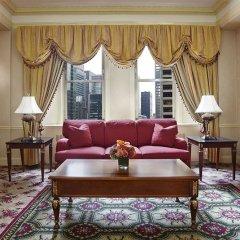 Отель Waldorf Astoria New York Нью-Йорк жилая площадь