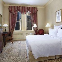 Отель Waldorf Astoria New York Нью-Йорк комната для гостей фото 9