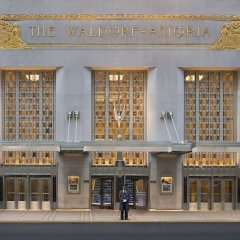 Отель Waldorf Astoria New York Нью-Йорк популярное изображение