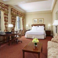Отель Waldorf Astoria New York Нью-Йорк комната для гостей фото 8