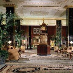Отель Waldorf Astoria New York Нью-Йорк лобби фото 2