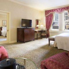 Отель Waldorf Astoria New York Нью-Йорк комната для гостей фото 2