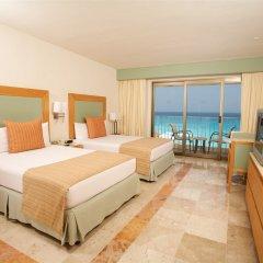 Отель Grand Park Royal Luxury Resort Cancun Caribe комната для гостей фото 2