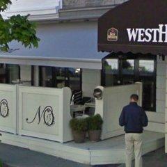 Best Western West Hotel банкомат