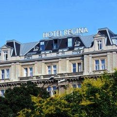 Hotel Regina Вена вид на фасад фото 2