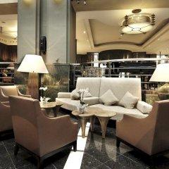 Radisson Blu Royal Hotel Brussels лобби