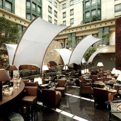 Radisson Blu Royal Hotel Brussels вестибюль отеля