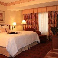 Отель Hampton Inn Gateway Arch Downtown 3* Стандартный номер с различными типами кроватей фото 7