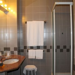 Best Western Hotel Mozart ванная фото 2