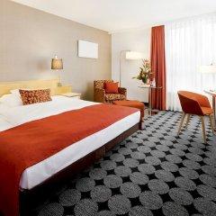 Moevenpick Hotel Nuernberg Airport комната для гостей фото 8