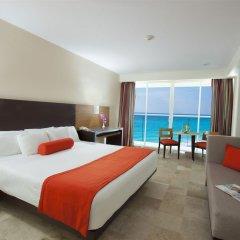 Отель Krystal Cancun Мексика, Канкун - 2 отзыва об отеле, цены и фото номеров - забронировать отель Krystal Cancun онлайн комната для гостей фото 7