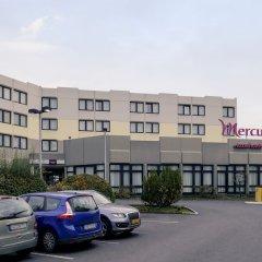 Mercure Hotel Frankfurt Airport вид на фасад