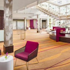 Sheraton Munich Arabellapark Hotel конференц-зал