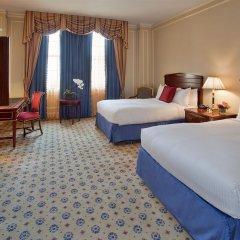 Millennium Biltmore Hotel 4* Стандартный номер с 2 отдельными кроватями