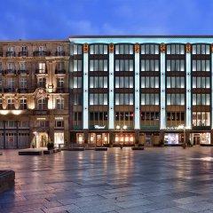 Отель Le Meridien Dom Hotel Германия, Кёльн - 8 отзывов об отеле, цены и фото номеров - забронировать отель Le Meridien Dom Hotel онлайн вид на фасад