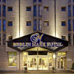 Berlin Mark Hotel вход в здание