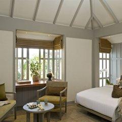 Отель The Surin Phuket 5* Улучшенный коттедж с различными типами кроватей