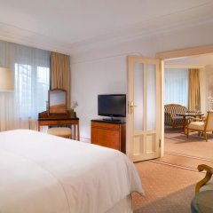 Отель The Westin Grand, Berlin комната для гостей фото 10