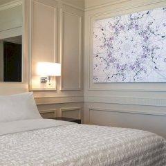 Отель Le Méridien Mina Seyahi Beach Resort & Marina комната для гостей фото 4