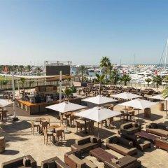 Отель Le Méridien Mina Seyahi Beach Resort & Marina вид на фасад фото 3