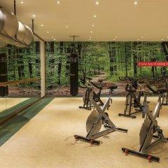 Отель Le Méridien Mina Seyahi Beach Resort & Marina фитнесс-зал