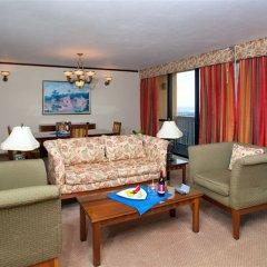 Отель Wyndham Kingston Jamaica комната для гостей фото 3
