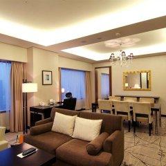 Lotte Hotel Seoul 5* Президентский люкс с различными типами кроватей