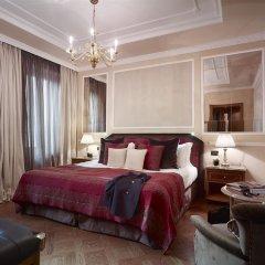 Baglioni Hotel Carlton 5* Улучшенный номер с различными типами кроватей