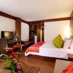 Отель Kamala Beach Resort a Sunprime Resort 4* Номер Делюкс с различными типами кроватей