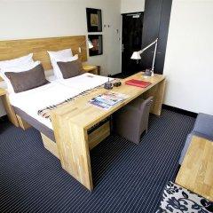 Отель Catalonia Vondel Amsterdam 4* Стандартный номер с различными типами кроватей