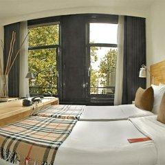 Отель Catalonia Vondel Amsterdam комната для гостей фото 5