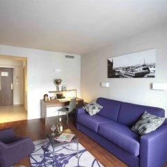 Отель Citadines Les Halles Paris комната для гостей фото 7