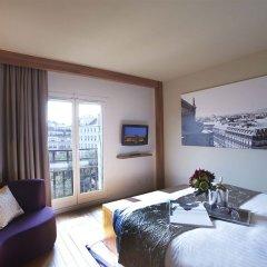 Отель Citadines Les Halles Paris комната для гостей фото 6