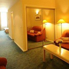 Отель Sarunas Литва, Вильнюс - 7 отзывов об отеле, цены и фото номеров - забронировать отель Sarunas онлайн комната для гостей фото 3