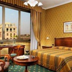 Отель Grand Hotel Plaza Milan Италия, Милан - 8 отзывов об отеле, цены и фото номеров - забронировать отель Grand Hotel Plaza Milan онлайн комната для гостей фото 4