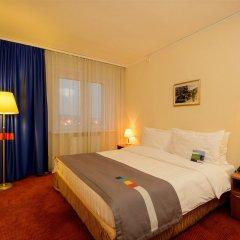 Гостиница Park Inn by Radisson Sheremetyevo Airport Moscow комната для гостей фото 4
