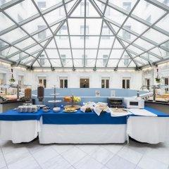 Oriente Atiram Hotel место для завтрака