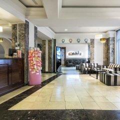 Oriente Atiram Hotel вестибюль