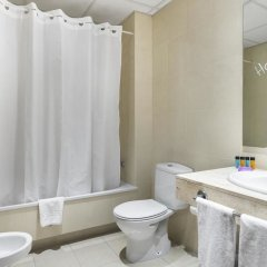 Oriente Atiram Hotel ванная