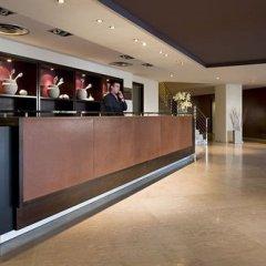 Hesperia Isla De La Toja Hotel Эль-Грове интерьер отеля