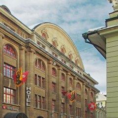 Best Western Hotel Bern вид на фасад